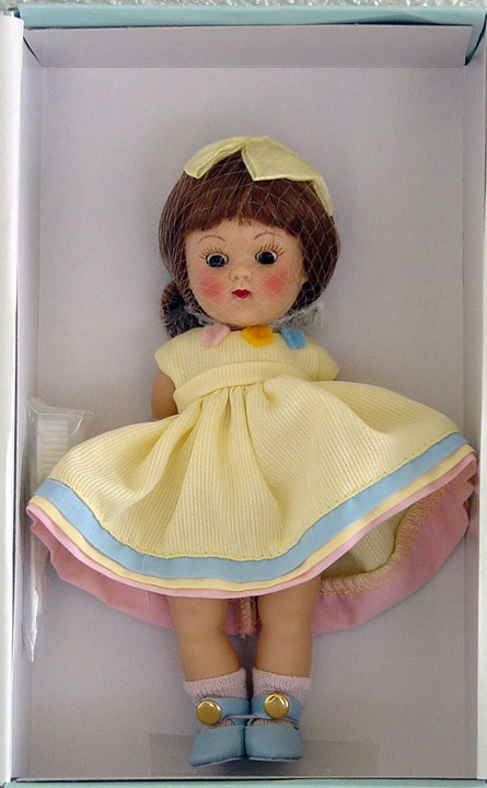 Dating composition dolls