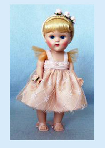 Prom Dreams Sister Vintage Repro UFDC Ginny Doll, 2011