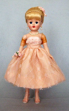 1st Vintage Mold Vogue Gill Doll - Prom Dreams, UFDC Convention Luncheon